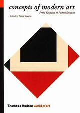 Concepts of Modern Art: From Fauvism to Portmodernism (World of Art)