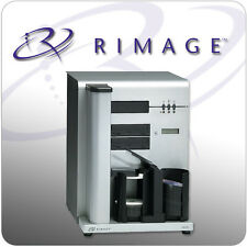 RIMAGE 2000i CD/DVD AUTO DUPLICATOR AND PRINTER OPERATING INSTALL SOFTWARE DISC