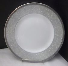 Wedgwood Celestial Platinum Accent Salad Plate NEW