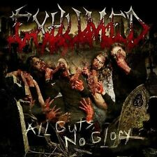 All Guts, No Glory by Exhumed (CD, Jul-2011, Relapse Records (USA))