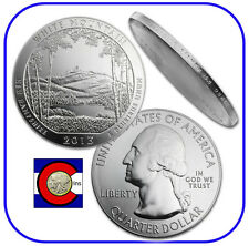 2013 White Mountain NH 5 oz Silver America the Beautiful (ATB) Coin in airtite