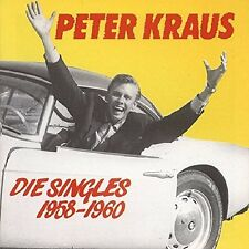 Peter Kraus Die Singles 1958-1960 (24 tracks, bear family) [CD]