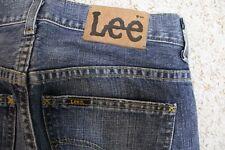 J0855 Lee Denver Jeans W30 L32 Blau  Sehr gut