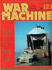 WAR MACHINE #121: WWII ASSAULT SHIPS/ PAKISTAN FORCES/ INVASION OF SICILY/LST(2)