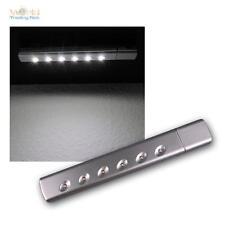 LED Batterie Unterbauleuchte mit Sensor-Schalter, Schrankeinbauleuchte Leuchte