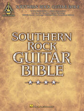 SOUTHERN ROCK GUITAR BIBLE 25 SONGS TAB SONG BOOK NEW