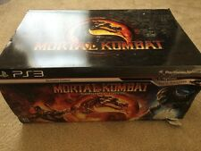 New Sealed Mortal Kombat Tournament Edition (Sony PlayStation 3, 2011)