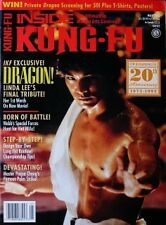 5/93 INSIDE KUNG FU JASON SCOTT LEE LEUNG SHUM BRUCE LEE KARATE MARTIAL ARTS