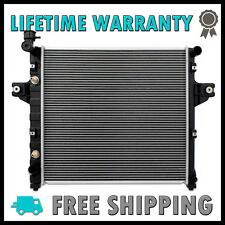 2262 New Radiator For Jeep Grand Cherokee 1999 - 2004 4.0 L6 Lifetime Warranty
