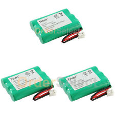 3x Cordless Home Phone Battery Pack for V-Tech ER-P510 89-1323-00-00 Model 27910