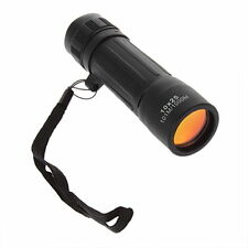 Mini Pocket Compact Monocular Telescope 10x25 Camping Hunting Sports Hiking SM