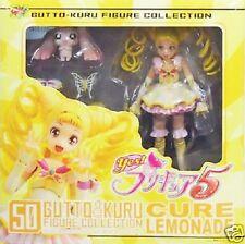 New CM's Corporation Gutto Kuru Collection 50 Yes! Precure Pretty Cure Lemonade