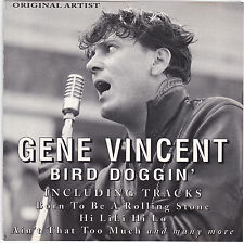 Gene Vincent - Bird Doggin'   - CD Album
