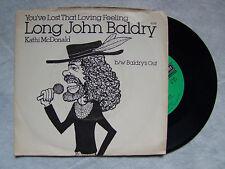 """LONG JOHN BALDRY""""YOU'VE LOST THAT LOVING FEELING/BALDRY'S..- 45 giri,EMI 1979"""""""
