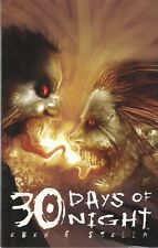 30 DAYS OF NIGHT VOLUME 7: EBEN AND STELLA IDW PAPERBACK