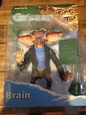 NECA Toys 2003 Gremlins Brain Action Figure Series 1 Rare