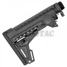 Ergo Grips 4925-BK Black F93/M93 PRO Collapsible Stock Kit 8-Position 5.56/223