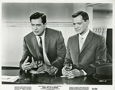 ROCK HUDSON TONY RANDALL SEND ME NO FLOWERS 1964 VINTAGE PHOTO ARGENTIQUE N°3