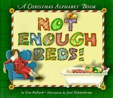 Not Enough Beds!: A Christmas Alphabet Book (Picture Books)