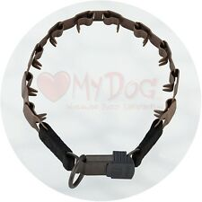 Herm Sprenger Matt Curogan Neck Tech Sport Prong Collar 60cm/24""