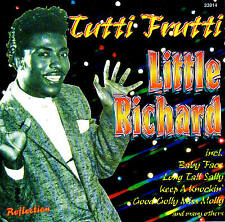 "LITTLE RICHARD ""Tutti Frutti"" Top Rock'n Roll CD 16 Tracks NEU & OVP"