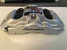 LAMBORGHINI MURCIELAGO LP 640 OEM BRAKE CALIPER FRONT LEFT With Break Pads