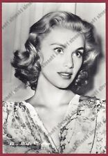 LINDA CHRISTIAN 05 ATTRICE ACTRESS ACTRICE CINEMA MOVIE Cartolina FOTOGRAFICA