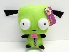"1x GIR 8"" Large Plush INVADER ZIM Authentic NEW RARE with Tags LICENSED"