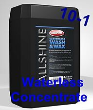 SPECIAL OFFER:  5Ltr Concentrate Waterless Car Wash & Wax - Makes 50 litres