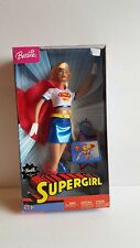 Super Girl 2003 DC Comics Barbie Doll by Mattel NEW IN BOX