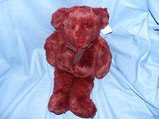 Russ Berrie Teddybär Roxanne 4018 Collect RARE