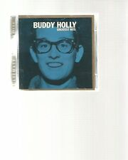 """Buddy Holly """"Greatest Hits"""" Ultimate Master Disc GOLD"""