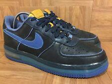 RARE�� Nike Air Force 1 Supreme Max Air 07 London Edition Obsidian 11 316666-441