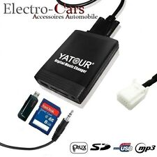 USB MP3 ADAPTATEUR INTERFACE AUTORADIO COMPATIBLE VOLKSWAGEN TOUAREG