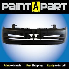 Fits: 2003 2004 Infiniti G35 Sedan Front Bumper Cover (IN1000120) Painted