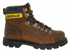 "Caterpillar Men's 6"" Alaska Soft Toe Work Boot Copper StyleP74142 Size 14"