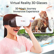 "VR Box Imported Vritual Reality Smart Phones 3.5""- 6"" 3D Glass Google Cardboad"
