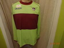 1.FC Kaiserslautern Kappa Langarm U23 Matchworn Trikot 2006/07 + Nr.17 Gr.L- XL
