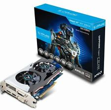 SAPPHIRE VAPOR-X R7 250X GHZ EDITION 2GB GDDR5 DVI-I/DVI-D/HDMI/DP Graphic Card