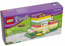 Ideal Easter Gift - Brand New Lego 40080 Lego Friends Pencil Holder Boxed New