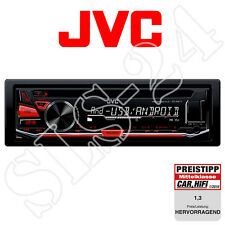 JVC KD-R471 Autoradio CD Tuner mit MP3 USB Aux-In Radio rote Displaybeleuchtung