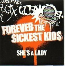 (964C) Forever the Sickest Kids, She's A Lady - DJ CD