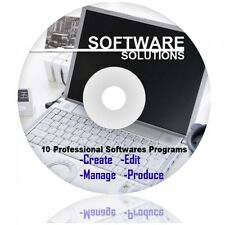 Professional Office Suite Complete Package for Microsoft MS Windows XP Vista 7 8