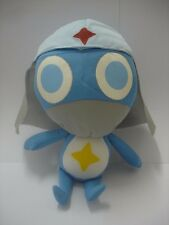 "Used Sgt. Frog Keroro Gunso Dororo 10"" stuffed toy plush doll figure"