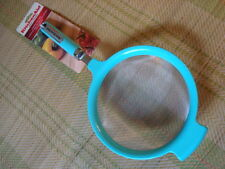 KITCHENAID LARGE STRAINER  CRYSTAL BLUE  ~NEW WITH TAGS~