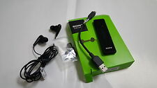 Sony SBH52 SMART BLUETOOTH HANDSET HEADSET With SONY MDR NC31EM Earphones