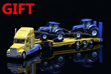 Toy Model Siku Truck with Tractors 1:87 Metal & Plastic Parts + SMALL GIFT!!!!!!