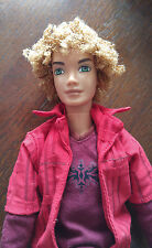 BARBIE MY SCENE BRYANT DOLL DRESSED RED/BLOND CURLY HAIR 13""