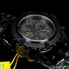 Invicta Subaqua Specialty Swiss Combat Black Out Chronograph 52mm Watch New