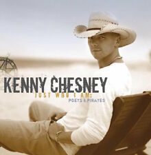 KENNY CHESNEY CD - JUST WHO I AM: POETS & PIRATES (2007) - NEW UNOPENED